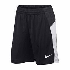 Nike Basketball Shorts - Big Kid Girls