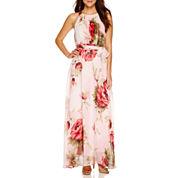 Be By CHETTA B Sleeveless Maxi Dress