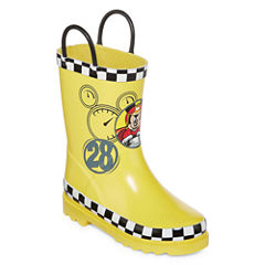 Disney MM Rain Boots-Boys