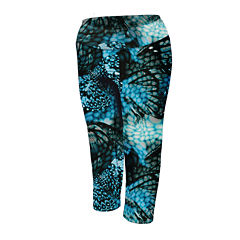 Champion® Absolute Fusion Athletic Print Capri Pants - Plus