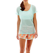 Xersion™ Perforated Tee, Sports Bra or Woven Running Shorts