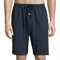 Stafford® Knit Pajama Shorts - Big & Tall