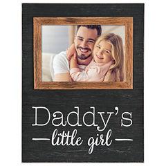 Burnes of Boston® Daddy's Little Girl 5x7