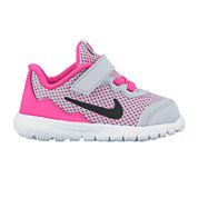 Nike® Flex Experience 4 Girls Running Shoes - Toddler