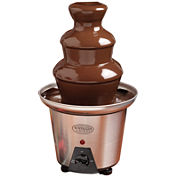 Nostalgia Chocolate Fountain