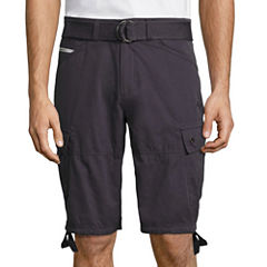 Ecko Unltd Microfiber Cargo Shorts