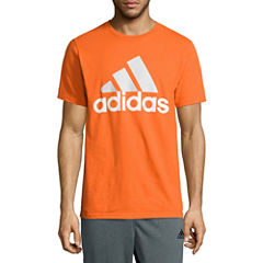 Adidas Short Sleeve Crew Neck T-Shirt