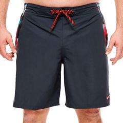 Nike Mirage Splice Swim Shorts-Big and Tall