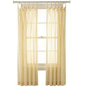 Royal Velvet® Lantana Tab-Top Curtain Panel