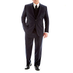 Stafford® Executive Super 100 Wool Suit Separates - Big & Tall
