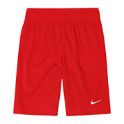 Nike® Dri-FIT Mesh Shorts - Preschool Boys 4-7