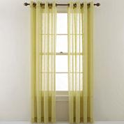 MarthaWindow™ Promenade Grommet-Top Curtain Panel