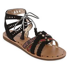 Arizona Martin Womens Gladiator Sandals