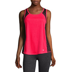 Xersion Perforated Mesh Tank Top