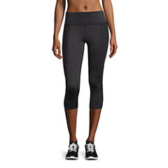 Xersion Perforated Mesh Capris