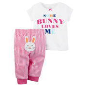 Carter's Girls Bodysuit Set-Baby