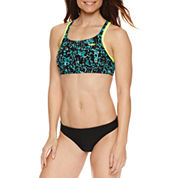 Speedo Aqua Elite Bra Swimsuit Top or Hipster Bottom