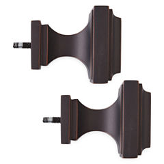 JCPenney Home™ Mix & Match Set of 2 Square Finials