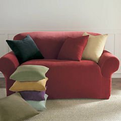 SURE FIT® Stretch Piqué Slipcover Collection