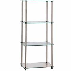 Dex 4-Tier Tower Standing Shelf