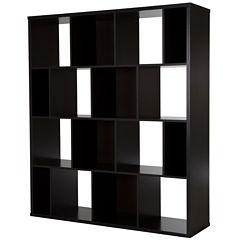 Reveal 16-Cube Shelving Unit