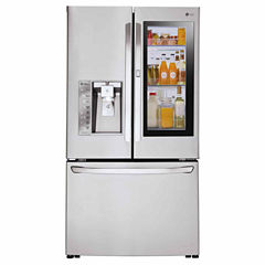 LG ENERGY STAR® 24 cu. ft. InstaView ™ Door-in-Door® Refrigerator