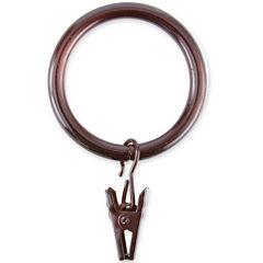 Liz Claiborne® Set of 7 Clip Rings