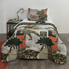JCPenney Home™ Dinosaur Comforter Set & Accessories