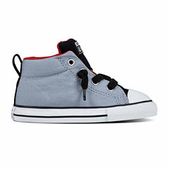 Converse Chuck Taylor All Star Street Mid Boys Sneakers - Toddler