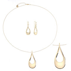 Liz Claiborne Womens 2-pc. Jewelry Set