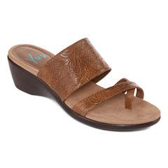 Yuu Portney Womens Sandal