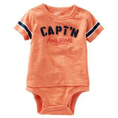 Oshkosh Short Sleeve Bodysuit- Baby