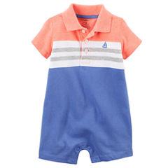 Carter's ShortSleeve Romper - Baby