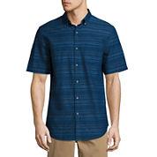 St. John's Bay Button-Front Shirt