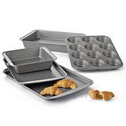 Cooks 5-pc. Nonstick Bakeware Set