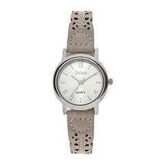 Decree® Womens Cutout Strap Watch