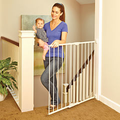 North States™ Tall Easy-Swing Lock Gate