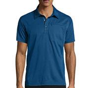ZeroXposur® Verve Short-Sleeve Knit Polo Shirt