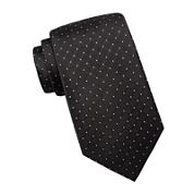Collection by Michael Strahan Dot Silk Tie