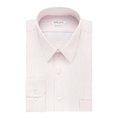 Van Heusen® Herringbone Long-Sleeve Dress Shirt