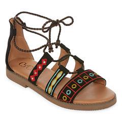 Groove Destiny Womens Gladiator Sandals