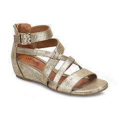 Eurosoft Remmy Womens Wedge Sandals