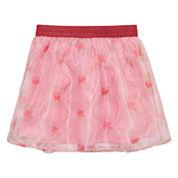 Disney Beauty and the Beast A-Line Skirt - Big Kid Girls