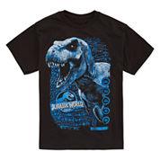 Jurassic World Graphic T-Shirt-Big Kid Boys