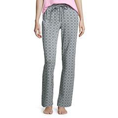 Liz Claiborne Jersey Pajama Pants