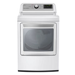LG 7.3 Cu.Ft. Super Capacity Electric Dryer
