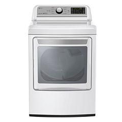 LG 7.3 Cu.Ft. Super Capacity Gas Dryer
