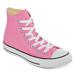 Converse Chuck Taylor All Star Womens High-Top Sneakers - Unisex Sizing