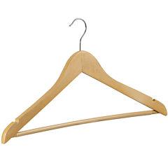 Sunbeam® 5-pk. Non-Slip Wood Hangers
