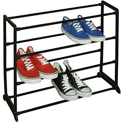 Sunbeam® 12-Pair Shoe Rack